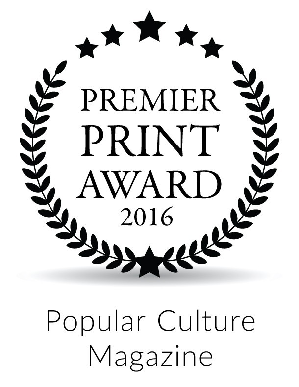 Naked Food Magazine awarded Premier Print Award 2016