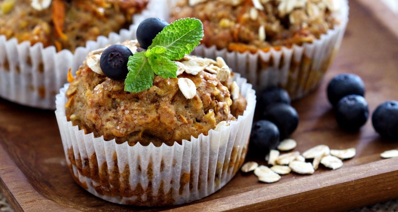 Pumpkin-Raisin Muffins