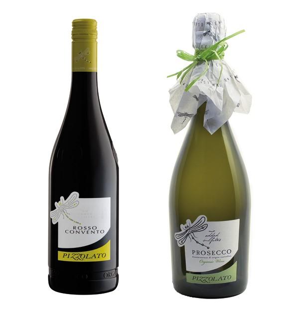 Pizzolato Wine (Organic, non-GMO)