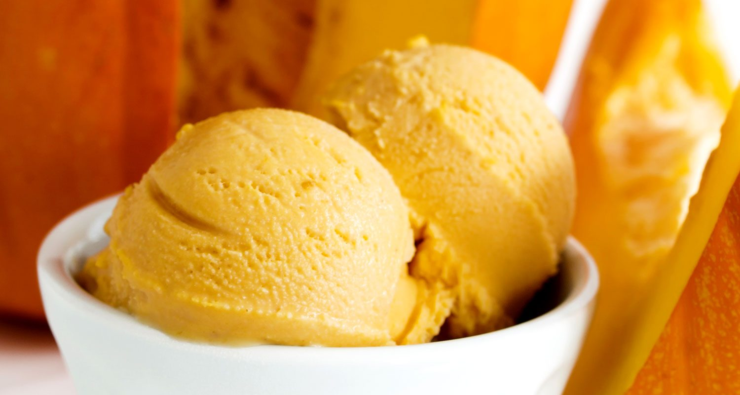 Naked Pumpkin Ice Cream
