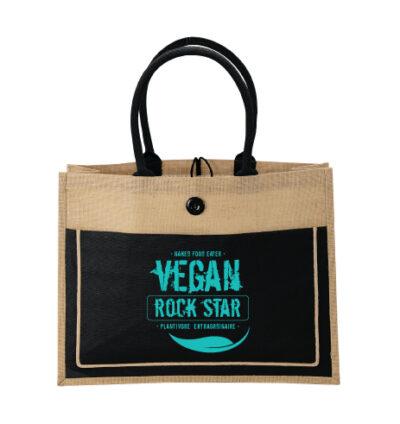 Vegan Rock Star Tote