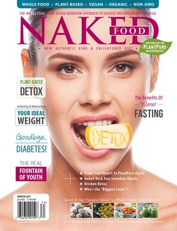 Naked Food Magazine Winter 2017