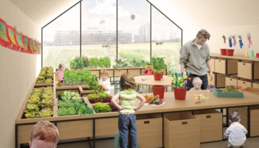 Nursery Fields Forever: Farming Preschool Would Teach Kids How to Grow Their Own Food