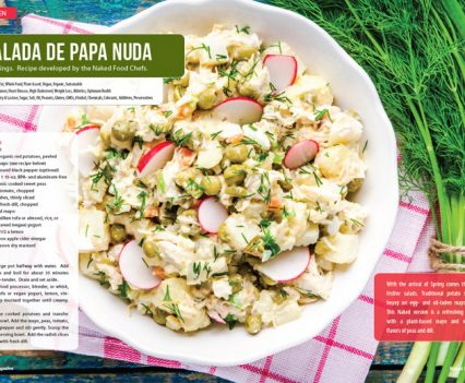 Naked Food Magazine Spring 2017