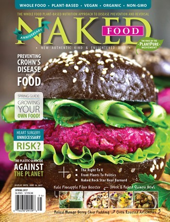 Naked Food Magazine Spring 2017