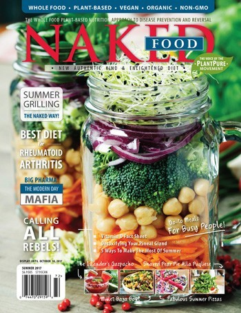 Naked Food Magazine - Summer 2017