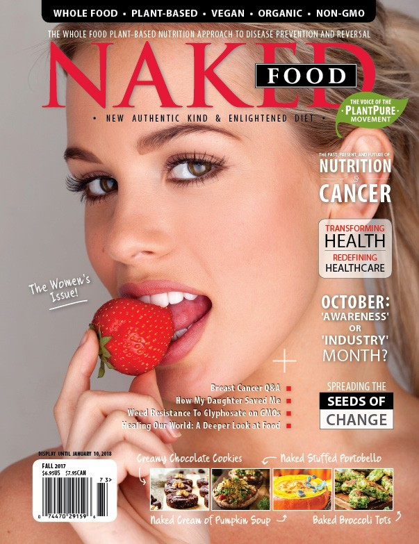Naked Food Magazine Fall 2017