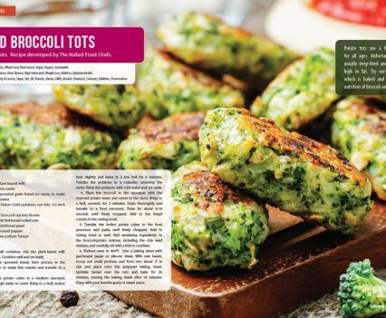 Plant-based Recipes - Naked Food Magazine Fall 2017