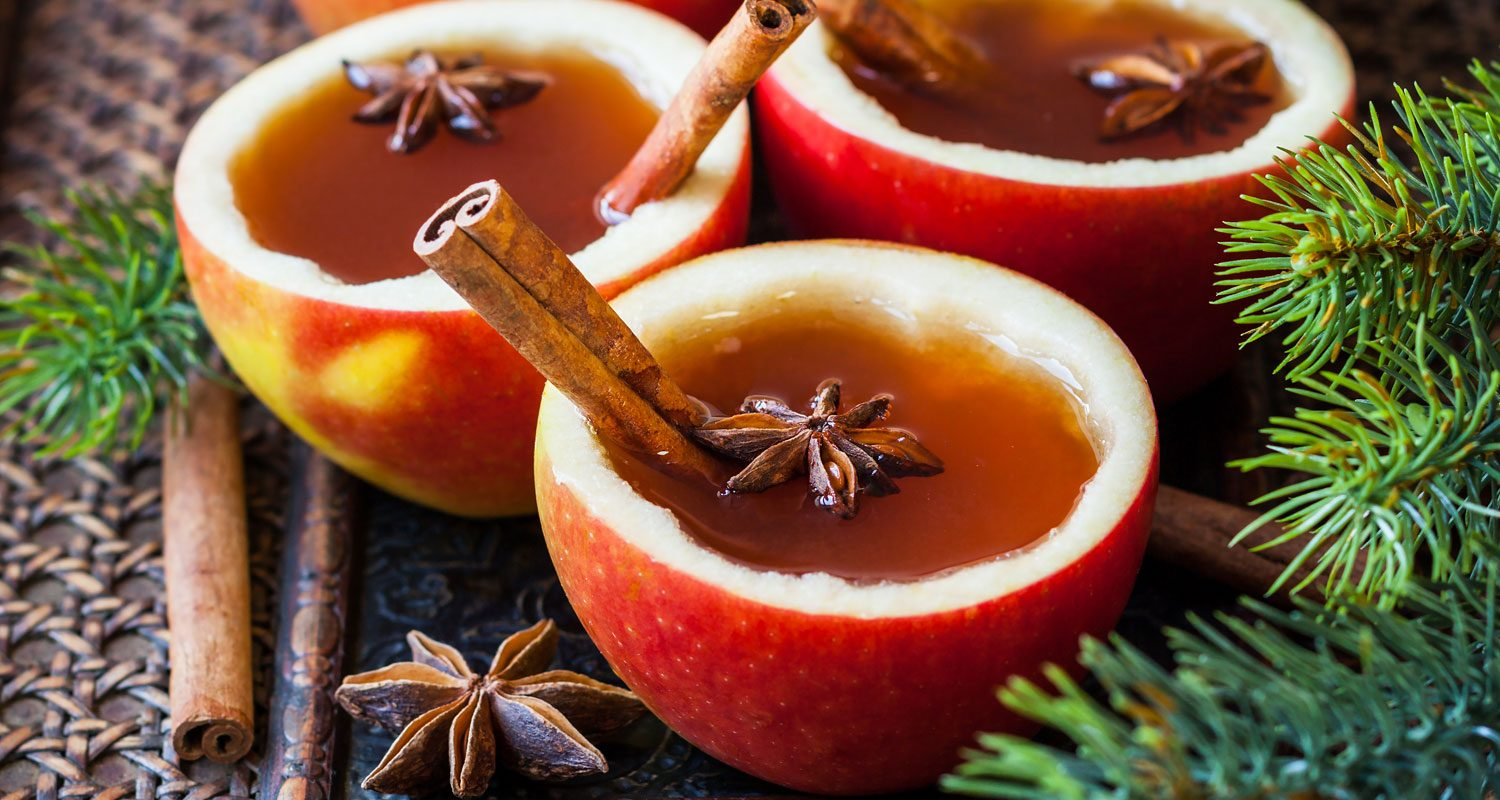 Naked & Festive Apple Cider | Holiday Plant-based Vegan Recipes | Naked Food Magazine