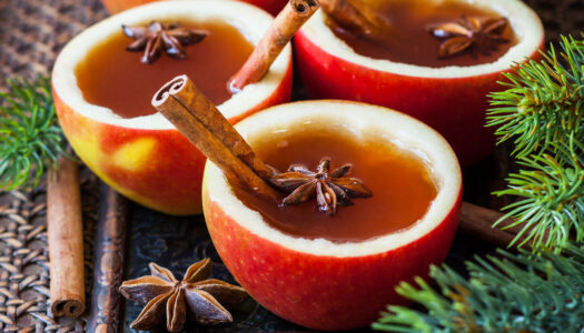 Naked & Festive Apple Cider