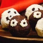 Halloween Mummy Truffles, Plant-based, vegan   Naked Food Magazine