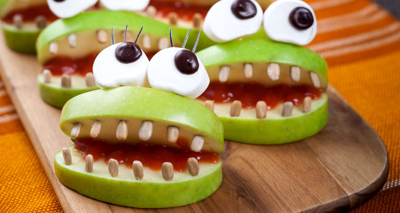Halloween Green_Monsters: Green Monsters: Plant-based, vegan, gluten-free | Naked Food Magazine