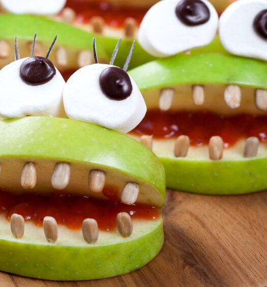 Halloween Green_Monsters: Green Monsters: Plant-based, vegan, gluten-free | Naked Food Magazine