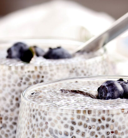 Fabulous Chia Pudding