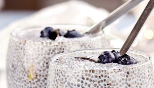 Naked Chia Seed Pudding