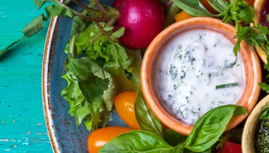 Naked Ranch Dressing