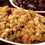 Holiday Stuffing a la Naked | Holiday Plant-based Vegan Recipes | Naked Food Magazine
