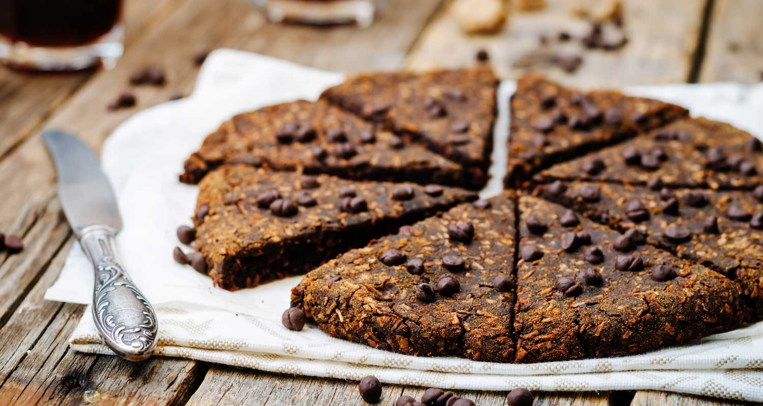 Raw and Naked Cacao Scones | Holiday Plant-based Vegan Recipes | Naked Food Magazine