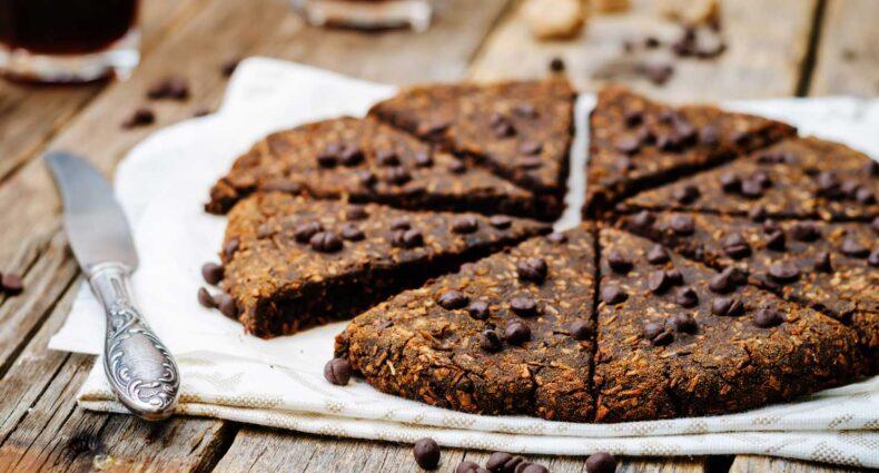 Raw and Naked Cacao Scones   Holiday Plant-based Vegan Recipes   Naked Food Magazine