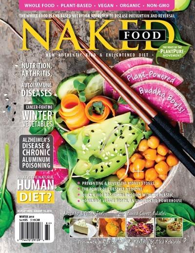Naked Food Magazine Winter 2018