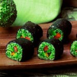 Almighty Sushi Rolls | Plant-based Vegan Recipes | Naked Food Magazine