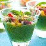 Naked Holiday Gazpacho | Plant-based Vegan Recipes | Naked Food Magazine