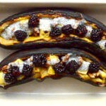 Loaded Baked Plantains | NakedFoodMagazine