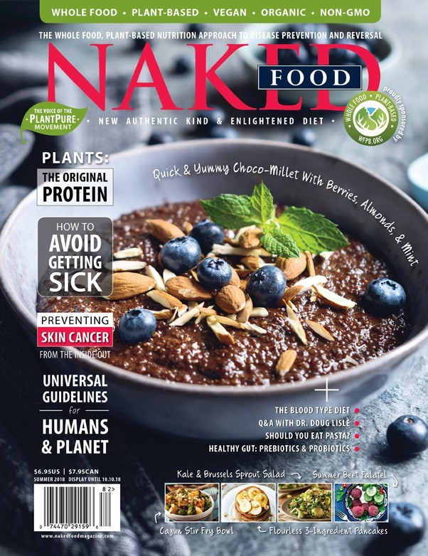 Naked Food Magazine | Summer 2018