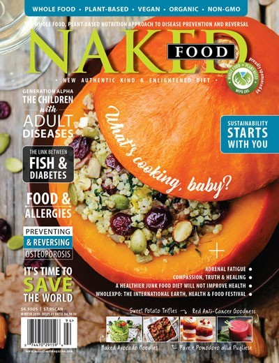 Naked Food Magazine | Winter 2019