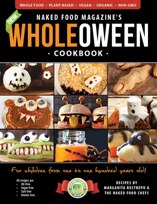 Wholeoween Cookbook | Naked Food Magazine
