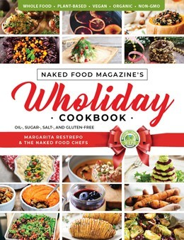 Wholiday Cookbook | Naked Food Magazine