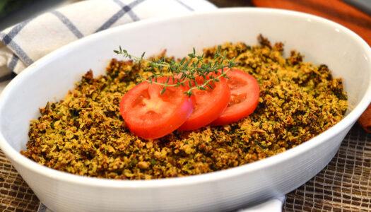 Winter Quinoa Bake