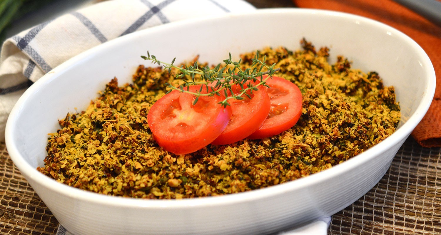Winter Quinoa Bake