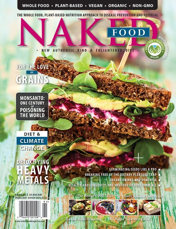 Spring 2019 | Naked Food Magazine