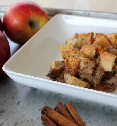Apple French Toast Bake | Naked Food Magazine
