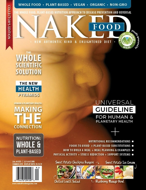 Summer 2019 | Naked Food Magazine