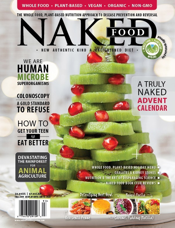 Fall 2019 | Naked Food Magazine