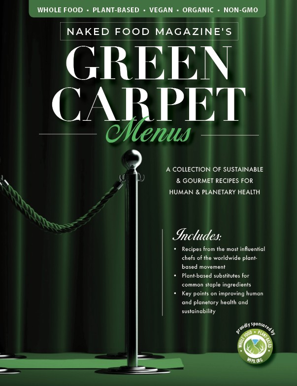 The Red Carpet Goes Green