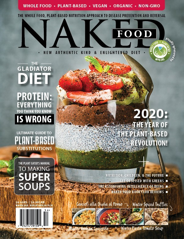 Winter 2020 | Naked Food Magazine