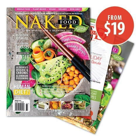 Subscribe to Naked Food Magazine