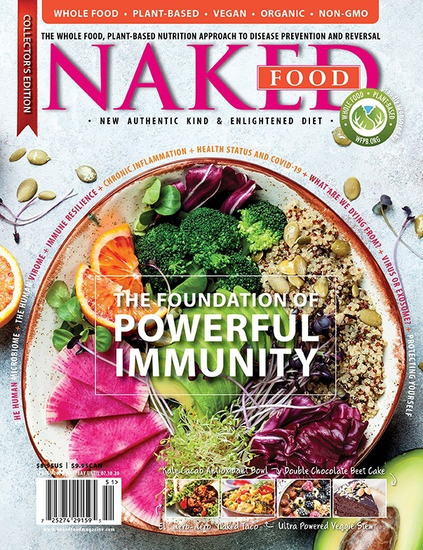 Naked Food Magazine | Spring 2020