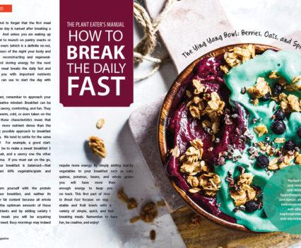 Naked Food Magazine | Spring 2021