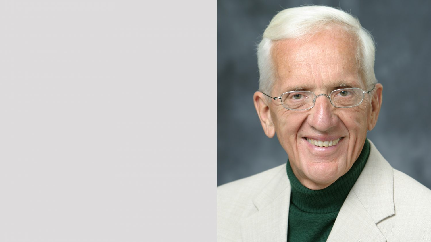 The Naked Truth: Interview with T. Colin Campbell, PhD